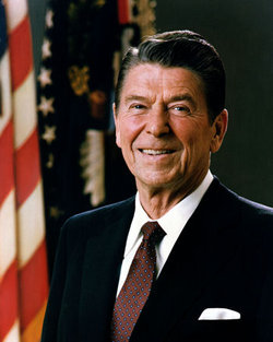 Ronald Reagan (1981-1989)